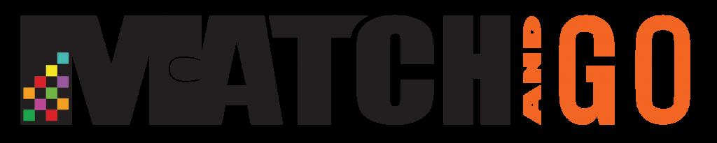 match and go logo