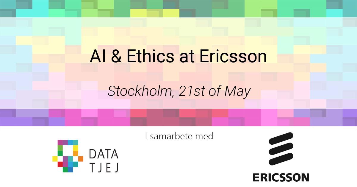 Ericsson corporate event