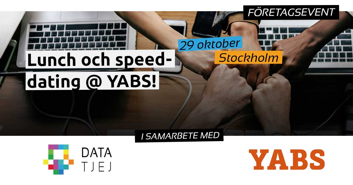 Travbanans nya id: Kr speed-dating | Aftonbladet